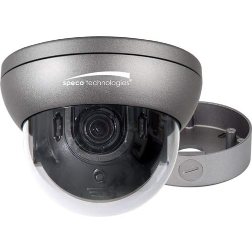 - speco O2ID5M Intensifier IP 2MP Vandal Dome Camera, 2.8-12MM MO