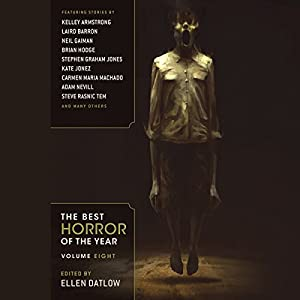 The Best Horror of the Year, Volume Eight Hörbuch