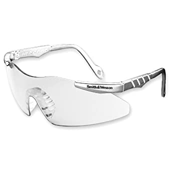 Smith & Wesson Magnum Safety 3G Glasses Gray Indoor/Outdoor AF #3011681