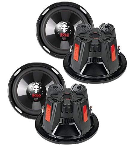 """BOSS AUDIO P126DVC 12"""" 9200W Car Power Subwoofers Subs Woofers DVC 4 Ohm"""