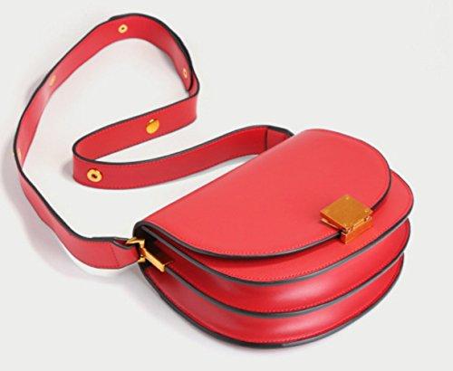 Casual De De Cuadrado Cuerpo Bolso Señoras De XZW Bolso Compras Red Bolso Pequeño Hombro Bolsos NB Las xwYHxP8g