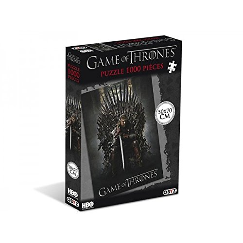 GAME OF THRONES - Jigsaw Puzzle 1000 Piece by Obyz