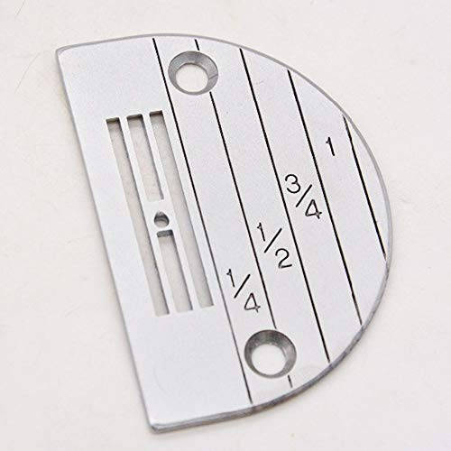 LNKA Feed Dog & Needle Plate Set 149057+147150LGW for Industrial Sewing Machine Juki Brother Singer (147150LGW)