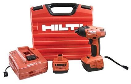 Hilti SID 144-A CPC 14 4 V Lithium Ion 1/4