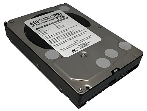MaxDigital 4TB 7200RPM 64MB Cache SATA III 6.0Gb/s (Enterprise Storage) 3.5″ Internal Hard Drive w/2 Year Warranty
