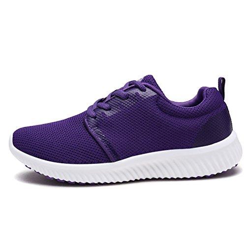 Dröm Par Kvinnor 170.389-w Löparskor Komfort Sneakers Lila