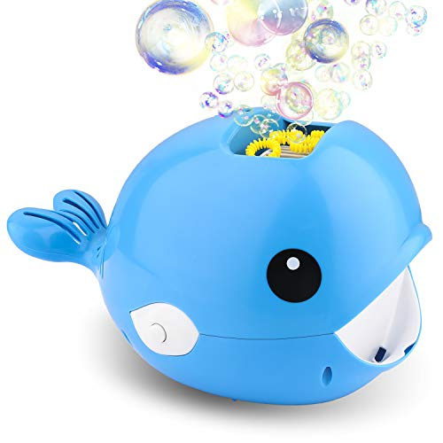 Classic Toys Self-Conscious Hot Selling Crab Bubble Maker Automated Spout Bubble Machine With Nursery Rhymes Bath Shower Toy For Kids