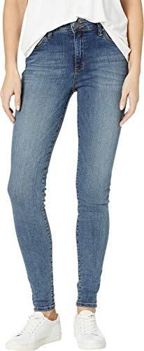 KUT from the Kloth Women's Mia High-Waisted Skinny Jeans in Interfere/Medium Base Wash Interfere/Medium Base Wash 4 31