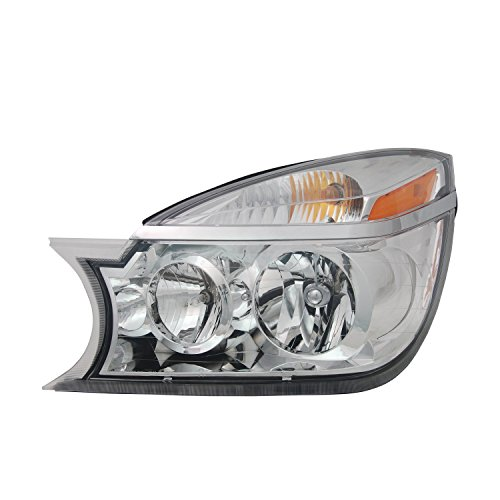 - TYC 20-6544-90-1 Buick Rendezvous Left Replacement Head Lamp