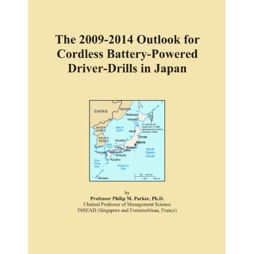 The 2013-2018 Outlook for Cordless Battery-Powered Driver-Drills in Greater China Icon Group International