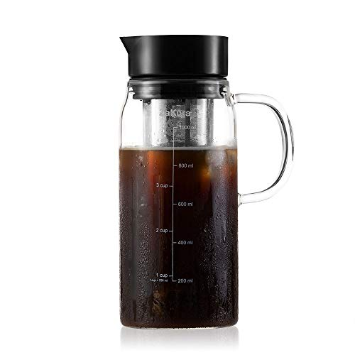 Best sealing cold brew coffee maker