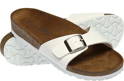 Shoes Summer White Casual Fashion Sandals Slippers SNRD 215 28 Unisex 215 awBFnpWZOq