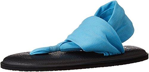 Fionda Yoga Yoga Donna 2 Flip Flop Aqua