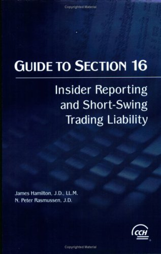 Guide Section 16 Insider Report & Short Swing Trade Liability