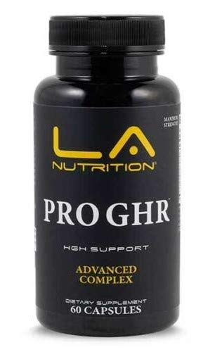 (LA Nutrition Natural Amino Acid Anti-Aging Secretagogue Supplement for Longevity and Health Immune Support, Leaner Muscle Tone, Healthier Skin, Supports Natural Energy and Endurance)