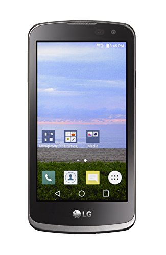 Total Wireless LG Rebel 4G LTE Prepaid Smartphone -  TracFone, TWLGL44VCP-3