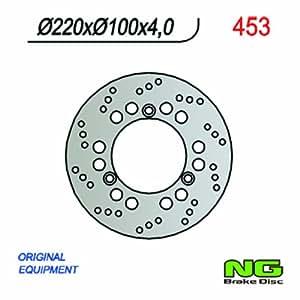 Disco de Freno NG - Suzuki Burgman 125, 150