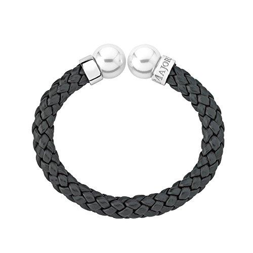 Majorica - Bracelet - Acier inoxydable - Perle - 6.0 cm - 14002.01.0.000.010.1