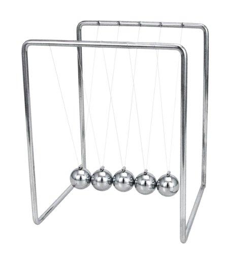 Zeon Newton's Cradle Executive Desktop Toy]()