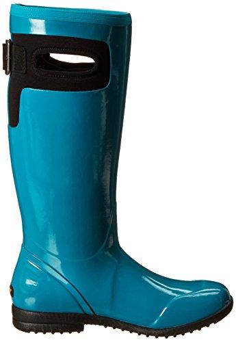 Bogs–Mujeres & # 039; s Tacoma con aislamiento Botas de agua, color azul Verde azulado