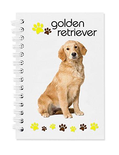 Dimension Retriever Notebook PP GOLDEN RETRIEVER PAD product image