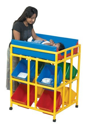 Children's Factory X-Wide Mobile Changer - Mobile Infant Changer