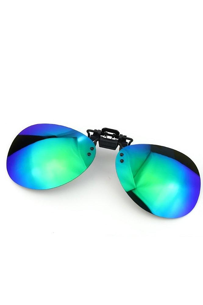 Vococal® Polarized Clip-on Sunglasses Lentilles yqLYW2qC4o