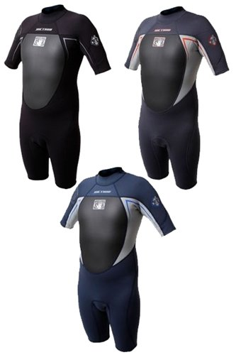 - Body Glove 2/1mm Method Short Arm Springsuit (Black, Large)