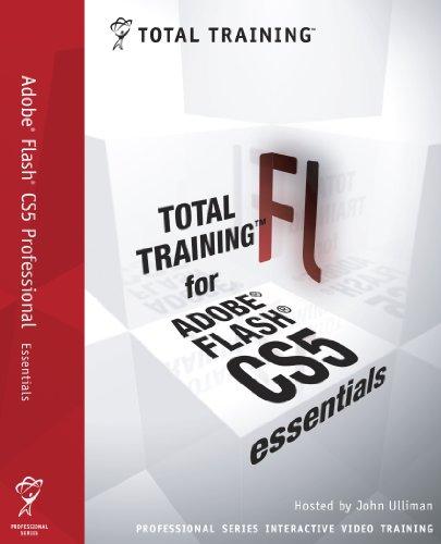 Total Training for Adobe Flash CS5 Professional: Essentials [Download]