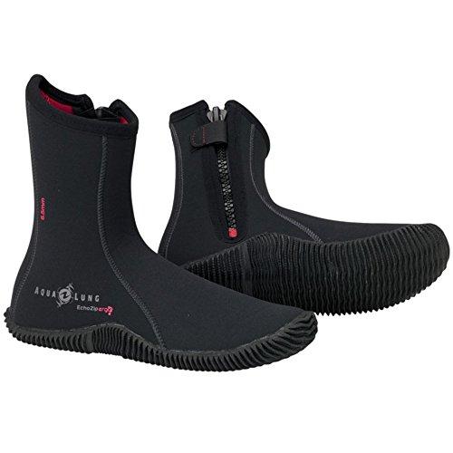 Aqua Lung 6.5mm Men's Echozip Ergo Boot by Aqua Lung