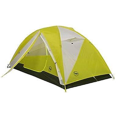 Big Agnes Tumble 2 Person mtnGLO Tent - White/Sulphur