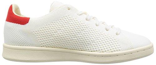 Adidas Sneaker STAN SMITH OG PK S75147 Weiß, Weiß (Footwear White/Footwear White/Chalk White), 40 EU