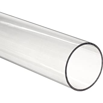 48 Quot Long Clear Polycarbonate Lexan Tubing Extruded