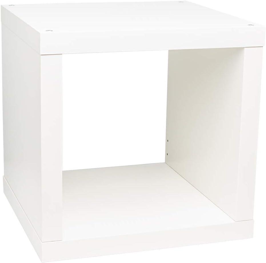 IKEA Kallax - Estantería (42 x 42 cm), color blanco