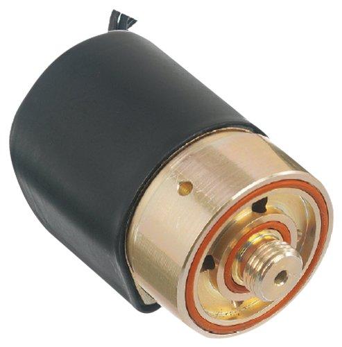 Gems Sensors D2014-C111 430F Stainless Steel General Purpose High Flow Solenoid Valve, 225 psig Pressure, 0.21 Cv, 1/8