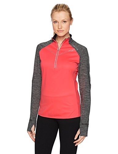 Craft Women's Brilliant 2.0 Thermal Wind Top, Panic, Medium by Craft