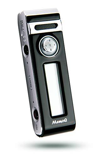 SpyCentre Security Mini Digital Sound Recorder - Voice Activated - 4GB Internal Flash Memory, Pro-Quality Audio Storage