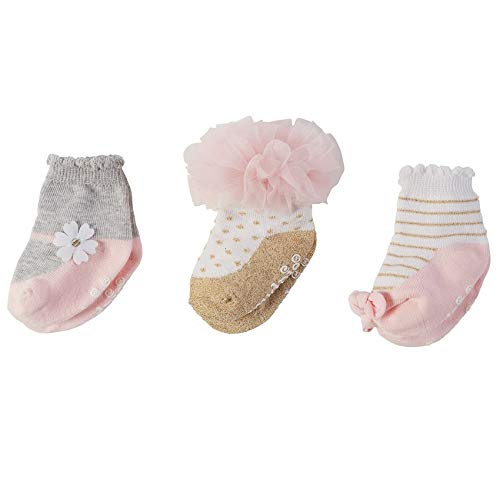 Mud Pie Glitter Princess Sock Set