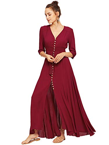 Maxi dress large