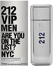 212 Vip Men Carolina Herrera - Perfume Masculino - Eau de Toilette - 100ml, Carolina Herrera