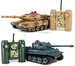 Top 10 Best Remote Control Tanks Battle (2021 Reviews & Buying Guide) 5