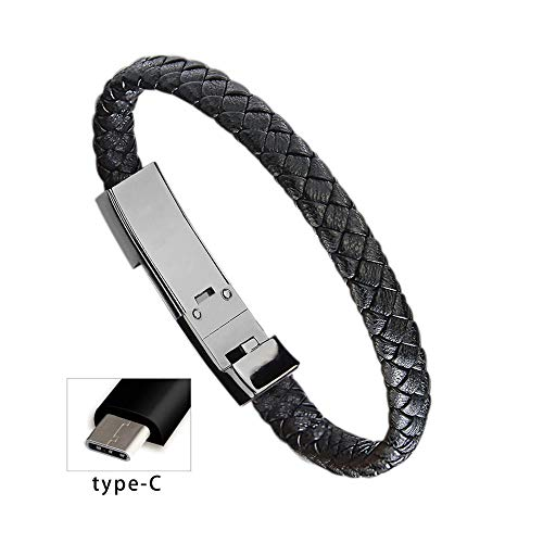 Orcbee  _Sport Wristband Type-C Charger Cable Data Line Wire Cable for DJI OSMO Pocket (B)