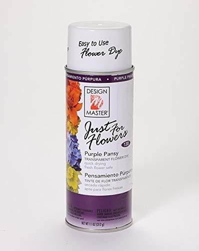 Amazon.com: Design Master Just for Flowers Spray Dye, 11 oz, Purple: Health & Personal Care