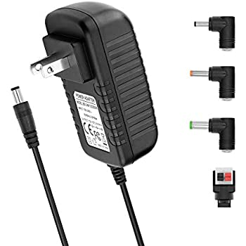 Amazon Com Myvolts 12v Power Supply Adaptor Compatible