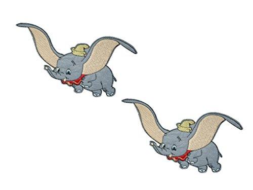 pieces ELEPHANT Applique Animal Children