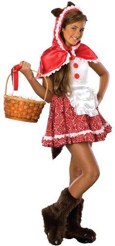 Red Riding Hood Tween Costume -