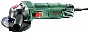 Bosch 0.603.3A2.004 Amoladora con maletín, 240 V, Negro, Verde 700 W, Ø115 mm