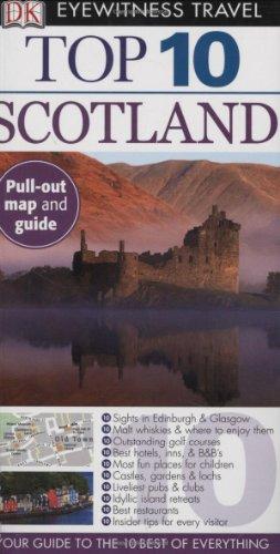 Top 10 Scotland (Eyewitness Top 10 Travel Guides)