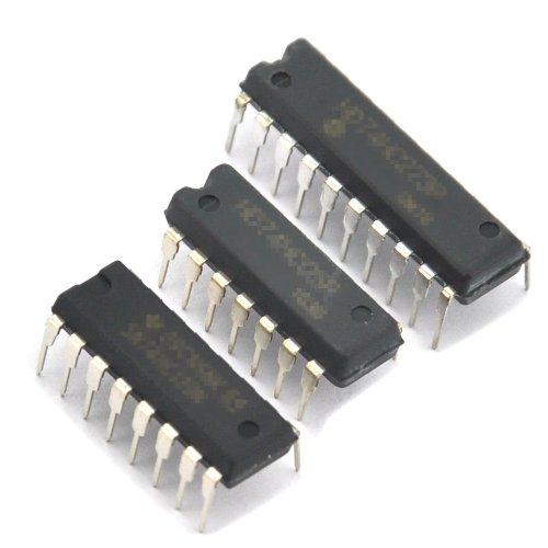 1 Piece Generic (Generic 74LS157 TTL Low-Power Schottky Logic IC, 5 Pieces, DIP Package, Quadruple 2-Line To 1-Line Data Selectors/Multiplexers)