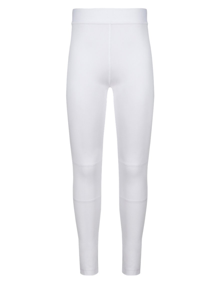 Marks & Spencer Unisex Base Layer Leggings Pure Silver Technology For Winter M&S Tights Waist- 36